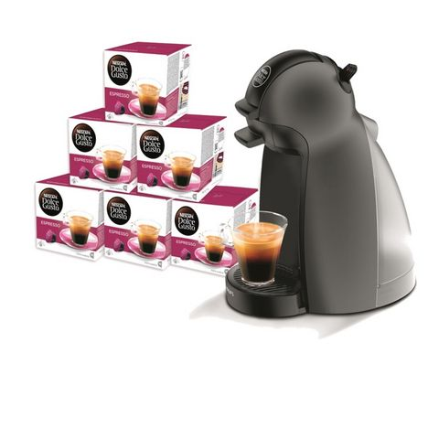 cafeti re dosettes yy2795fd dolce gusto piccolo 6 bo tes de capsules caf krups pas cher. Black Bedroom Furniture Sets. Home Design Ideas