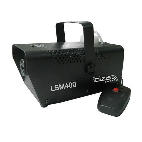 BOOST LSM400 - Noir - Machine à fumée