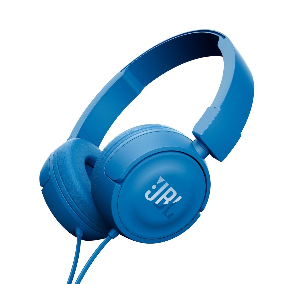 T450 - Bleu - Casque audio
