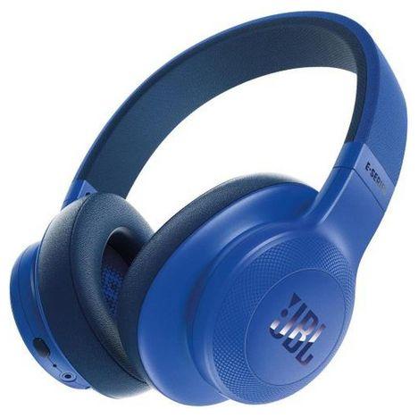 JBL E55BT - Bleu - Casque audio sans fil