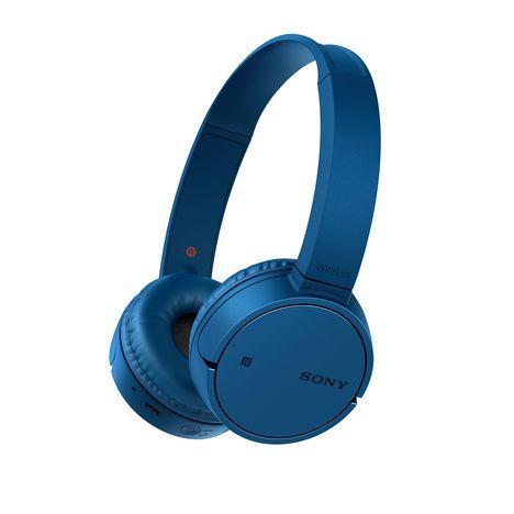 SONY MDR-ZX220BT - Bleu - Casque audio Bluetooth