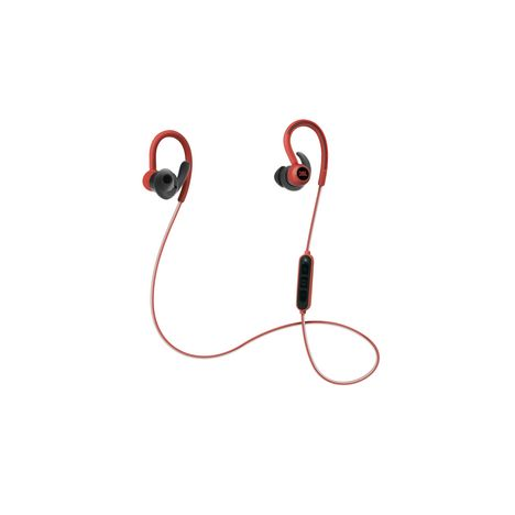 JBL Ecouteurs - Rouge - Reflect contour