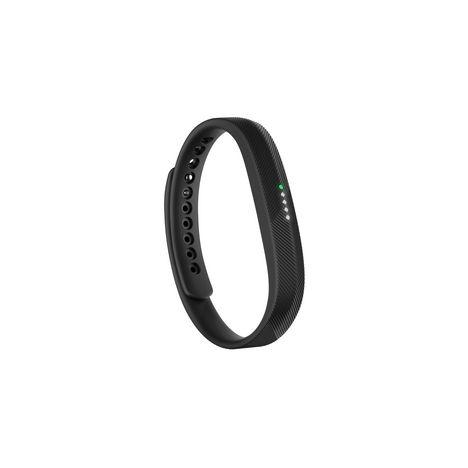 FIT BIT Bracelet connecté - FLEX2 - Bluetooth - Noir