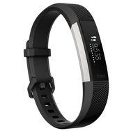 FIT BIT Bracelet connecté - ALTA HR - Bluetooth - Noir - Taille S