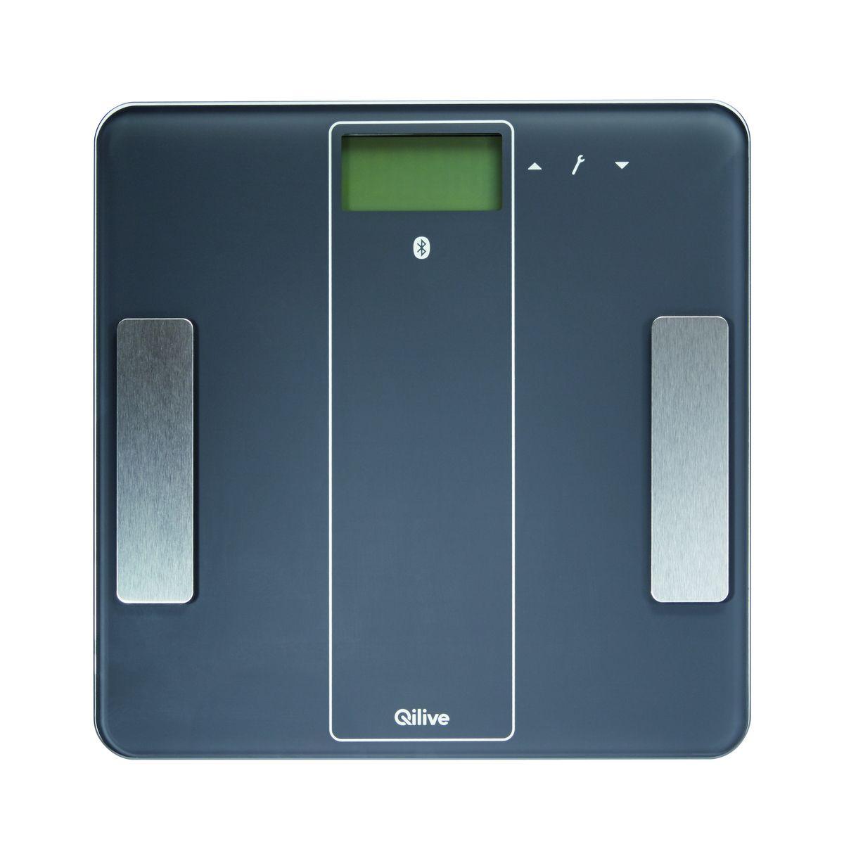 QILIVE Pèse personne bluetooth -  864747