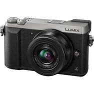 PANASONIC Appareil Photo Hybride - Lumix GX80 - Noir + Objectif 12-32 mm