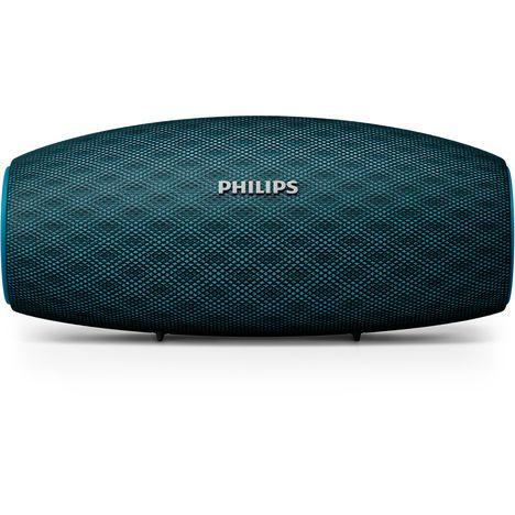 PHILIPS BT6900A - Bleu - Enceinte portable