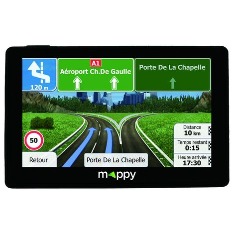 MAPPY ULTI X585 CAMP - GPS