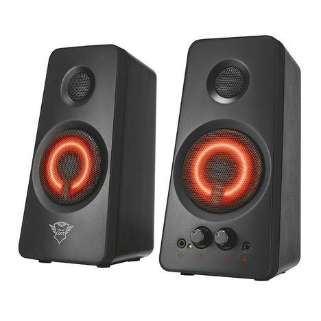 TRUST Enceintes PC GXT 608 Illuminated 2.0 SpeakerSet