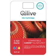 QILIVE Cartouche CMJ C-521 PACK