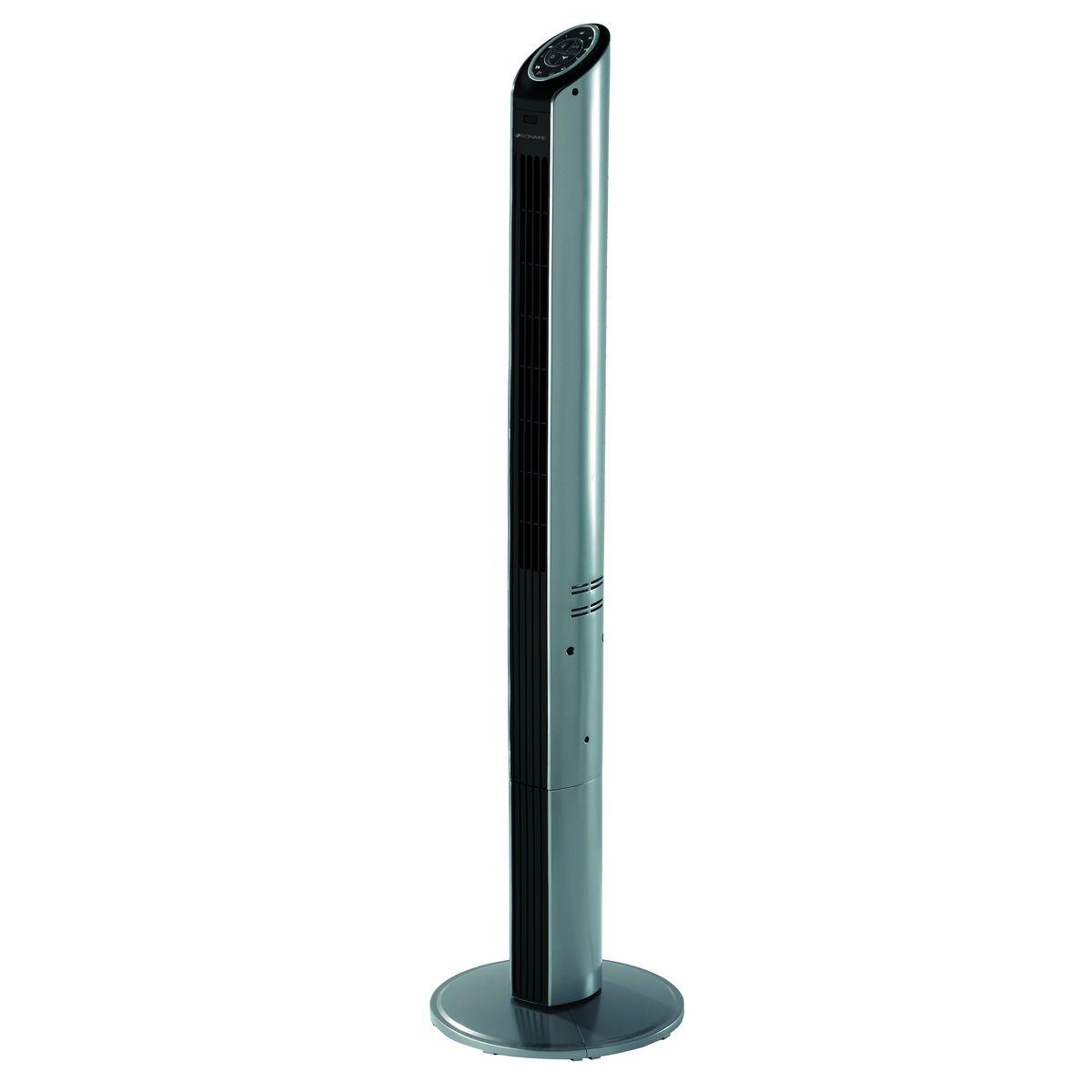 Ventilateur colonne BTF 002 X-I Noir 35 W 3 Vitesses 60 dB 990 m3/h 122 cm