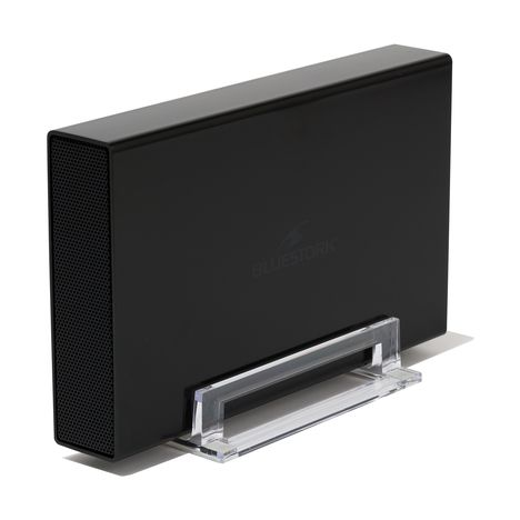 BLUESTORK Boitier HDD 3,5'' SATA+IDE USB 3.0