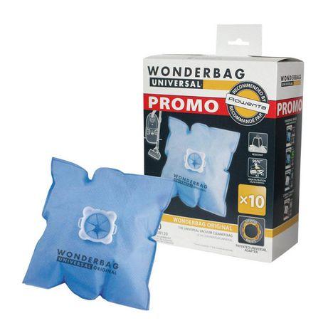 WONDERBAG Sacs Aspirateur Sac Univ X10 408120