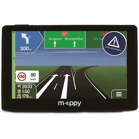 MAPPY ULTI E531T - GPS voiture