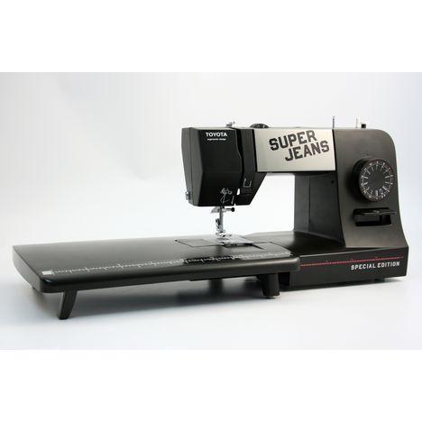 machine coudre superj15pe toyota pas cher prix auchan. Black Bedroom Furniture Sets. Home Design Ideas