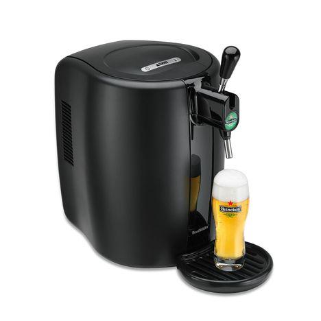 pompe a biere vb215700 noir compatible f ts 5l seb pas cher prix auchan. Black Bedroom Furniture Sets. Home Design Ideas