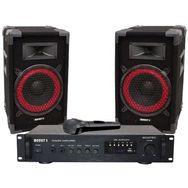 BOOST DJ150 - Sonorisation