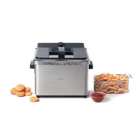 QILIVE Friteuse professionnelle Deep Fryer 871358 Q.5740