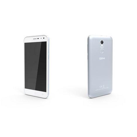 QILIVE Smartphone 888803 - 16 Go - 5,5 pouces - Gris
