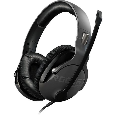 ROCCAT Casque Khan Pro gaming gris