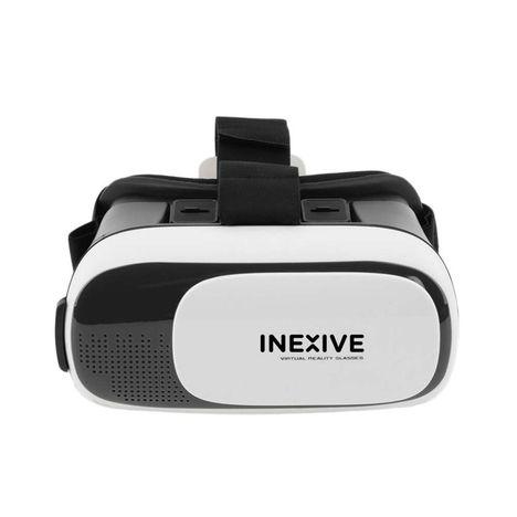 casque vr headset noir r alit virtuel inexive pas. Black Bedroom Furniture Sets. Home Design Ideas