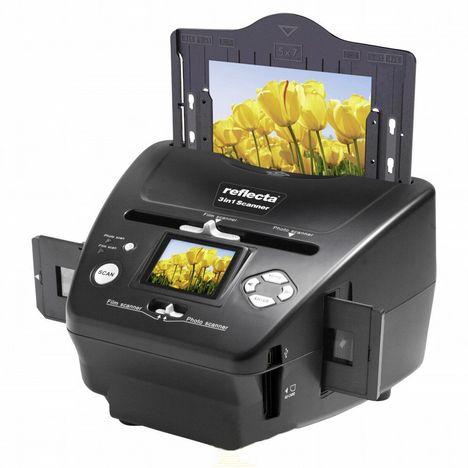 REFLECTA Scanner photo 3 en 1