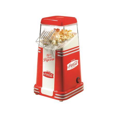SIMEO Machine à pop corn  CC120 Coca Cola
