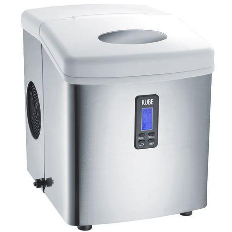 Branchement automatique de la ligne d'eau de machine à glaçons