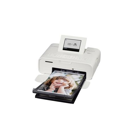 CANON SELPHY CP1200 - Blanc - Imprimante photo