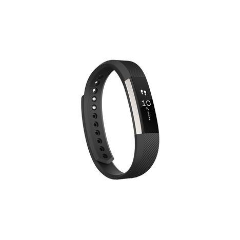 FIT BIT Bracelet connecté - ALTA - Bluetooth - Noir - Taille XL