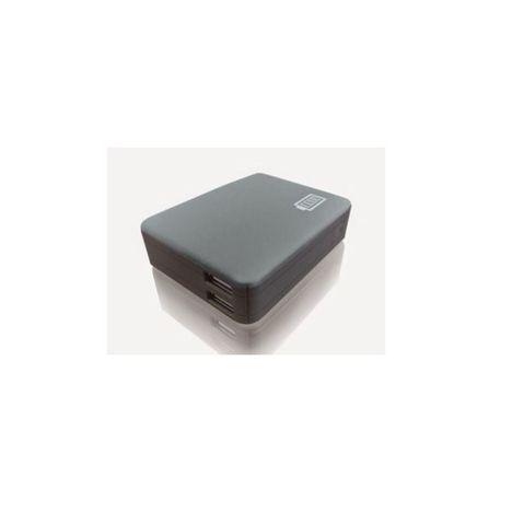 LAZER Batterie de Secours 5000 mAh - Noire - Smartphones & Tablettes