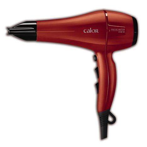 CALOR Sèche-cheveux Edition Limitée Lipstick Red
