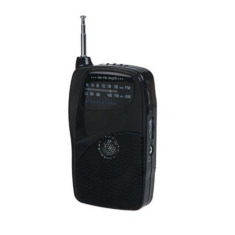 SELECLINE Radio portable - Noir - 841641