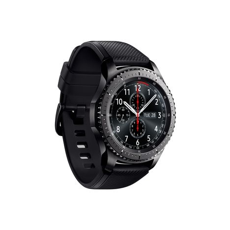 SAMSUNG Montre connectée - Gear S3 Frontier - Bluetooth - WiFi