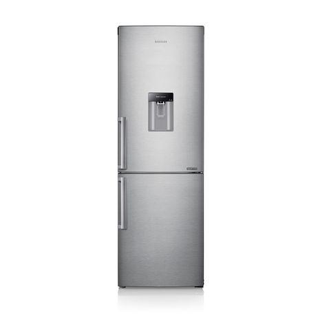 SAMSUNG Réfrigérateur combiné RB29FWJNDSA, 288L, Froid ventilé