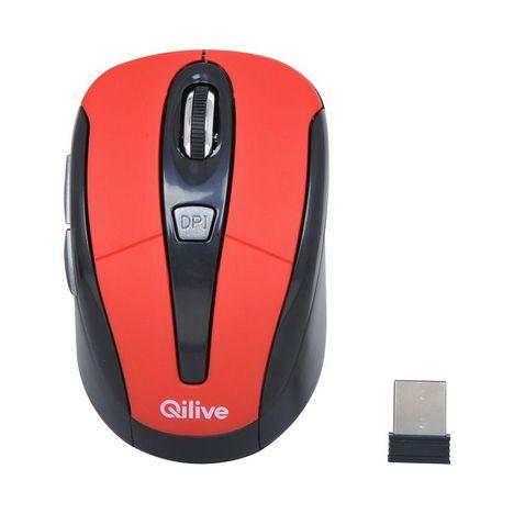 Kit clavier + souris sans fil SELECLINE pas cher à prix Auchan