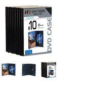 TNB Boitier 10 DVD Noir