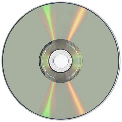 AUCHAN Support d'Enregistrement 5DVD-R 4,7GB 16X SLIM