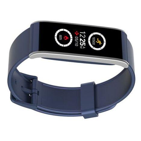 MYKRONOZ Bracelet connecté - ZeFit 4HR - Bluetooth - Bleu
