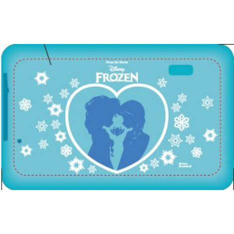 QILIVE Tablette tactile QC1 avec protection La Reine des Neiges