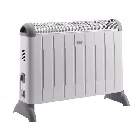 DELONGHI Chauffage HCM2020  Convecteur mobile - Blanc