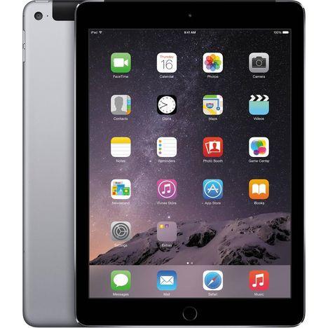 APPLE Tablette iPad Air Wi-Fi 9.7 pouces Gris sidéral 16 Go Reconditionné