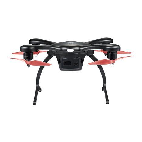 GHOSTDRONE Drone - GHOSTDRONE 2.0 - Autonomie jusqu'à 25 min - Bluetooth - Wifi