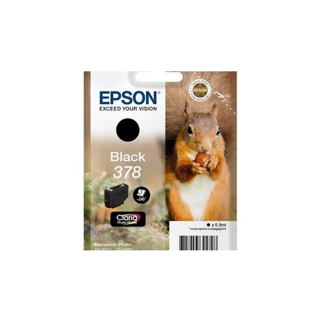 EPSON Cartouche d'encre Photo HD Ecureuil N378