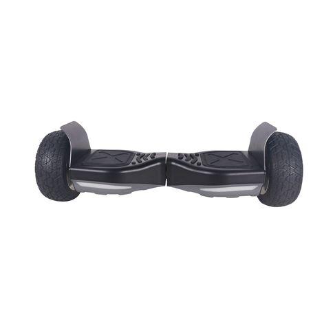 GYROBOARDER Hoverboard - Hammer - 8,5 pouces - Noir