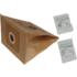 MOULINEX Lot de 6 sacs papier + 1 microfiltre Origine pour aspirateur traîneau - ZR003901