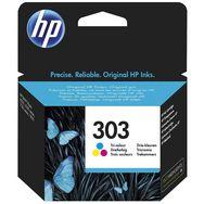 HP Cartouche d'encre 303 3 couleurs Cyan-Magenta-Jaune