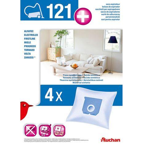 AUCHAN Sac Aspirateur AUC 121+