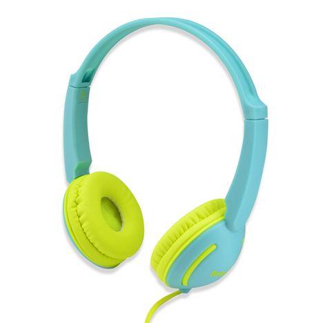 SELECLINE HP007 - Bleu - Casque audio enfant