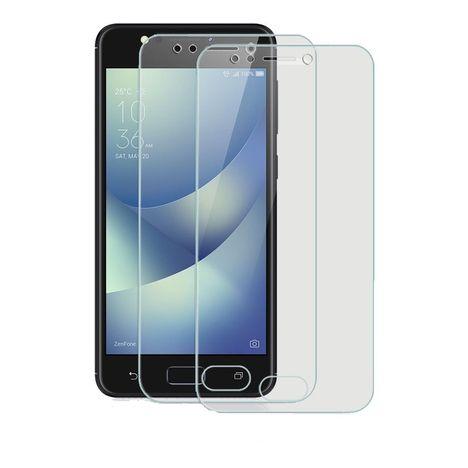 IBROZ Lot de 2 Protections d'écran iGuard pour Asus ZenFone 4 Max - IB-ASZC520KL-SP